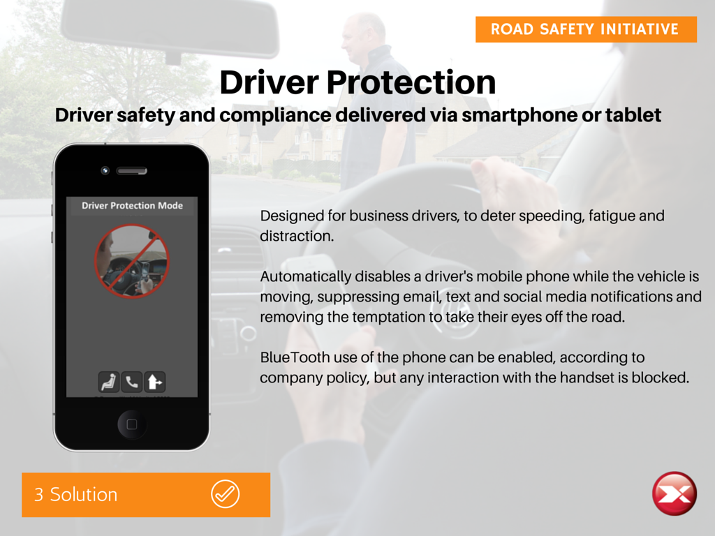 driver protection mobile app